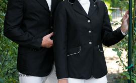 Dámske jazdecké sako ELT a košeľa TATTINI